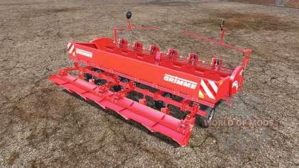 Grimme GL 660 pour Farming Simulator 2015