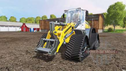 Liebherr L538 tracked pour Farming Simulator 2015
