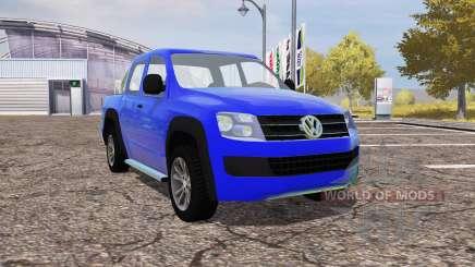 Volkswagen Amarok für Farming Simulator 2013