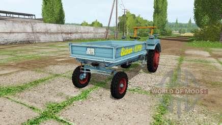 Eicher G220 v1.1 für Farming Simulator 2017