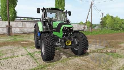 Deutz-Fahr Agrotron 6180 TTV pour Farming Simulator 2017