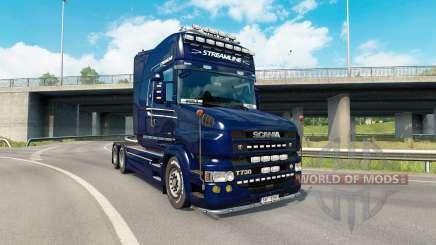 Scania T v2.0 pour Euro Truck Simulator 2