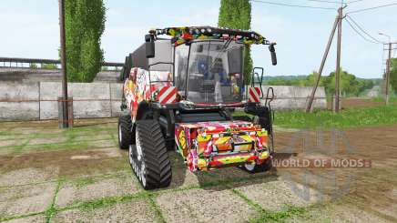 New Holland CR10.90 StickerBomb pour Farming Simulator 2017