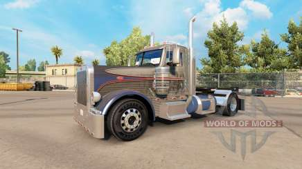 Chassis 4x2 Peterbilt 389 pour American Truck Simulator