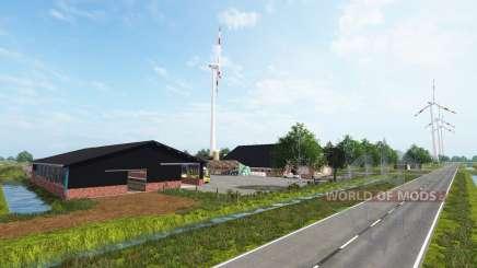 Süd-West-Friesland für Farming Simulator 2017