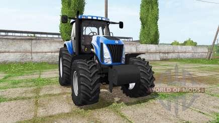 New Holland TG215 pour Farming Simulator 2017