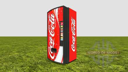Coca-Cola vending machine pour Farming Simulator 2017
