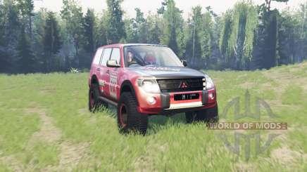 Mitsubishi Montero pour Spin Tires