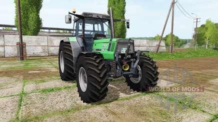 Deutz-Fahr AgroStar 6.31 v1.1 für Farming Simulator 2017