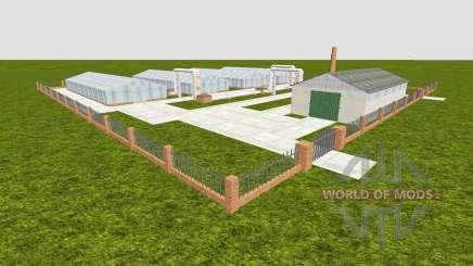 Horticultural corps v1.1 für Farming Simulator 2015