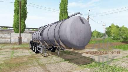VM Tarm gylletrailer v1.1 für Farming Simulator 2017