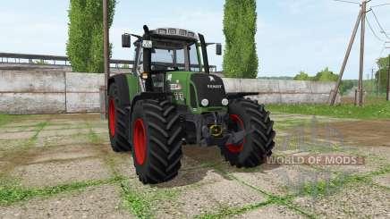 Fendt 820 Vario TMS dynamic hoses pour Farming Simulator 2017