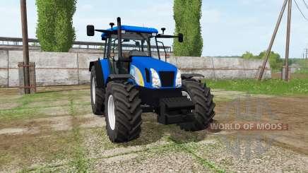 New Holland TL100A v2.5 für Farming Simulator 2017