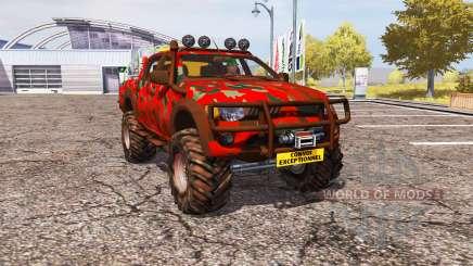 Mitsubishi L200 Triton pour Farming Simulator 2013