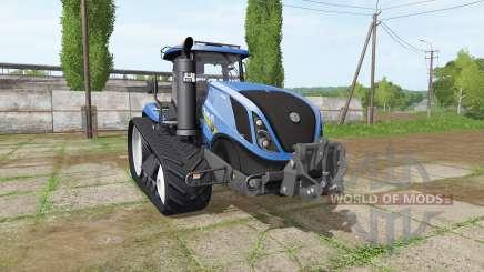 New Holland T7.315 TerraTrac v1.15 für Farming Simulator 2017