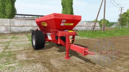 BREDAL K40 v1.0.3 für Farming Simulator 2017