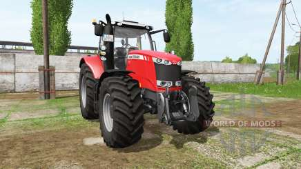 Massey Ferguson 7720 v2.0 für Farming Simulator 2017