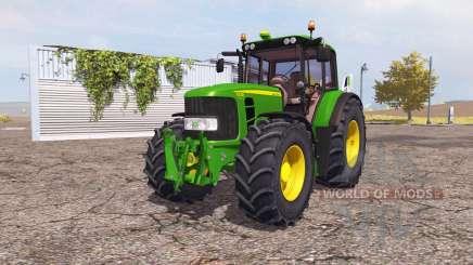 John Deere 7530 Premium für Farming Simulator 2013