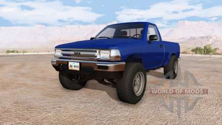 Toyota Hilux v2.0.1 pour BeamNG Drive
