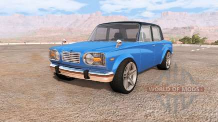 Ibishu Miramar custom pour BeamNG Drive