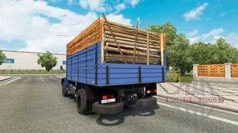 ZIL 131 pour Euro Truck Simulator 2