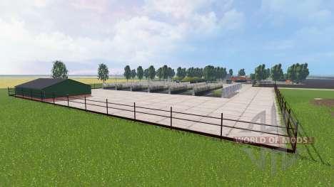 Nord De La Frise pour Farming Simulator 2015
