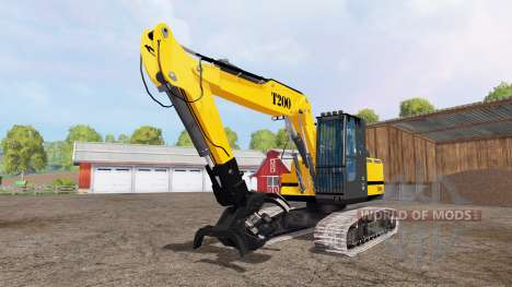 Loader pour Farming Simulator 2015