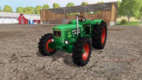 Deutz D 8005 pour Farming Simulator 2015
