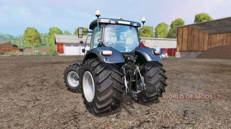 Case IH Puma CVX 160 black edition für Farming Simulator 2015