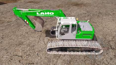 Liebherr A 900 C Litronic crawler laho pour Farming Simulator 2015