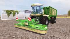 Krone BiG L 500 Prototype pour Farming Simulator 2013