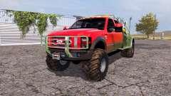Ford F-350 Super Duty service pour Farming Simulator 2013