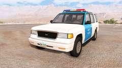 Gavril Roamer iraq police