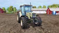 Hurlimann H488 Turbo front loader v1.2 pour Farming Simulator 2015