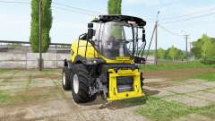 New Holland FR850 manual pipe