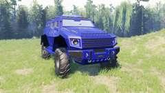 GTA V HVY Insurgent v1.1 pour Spin Tires