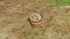 Fertilizer bucket v1.2 pour Farming Simulator 2017