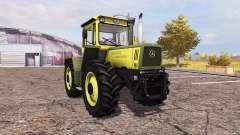 Mercedes-Benz Trac 1600 Turbo v3.0 pour Farming Simulator 2013
