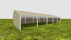 Hangar für Farming Simulator 2015