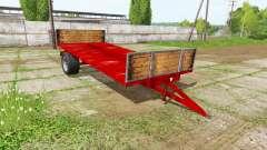 Transport trailer pour Farming Simulator 2017