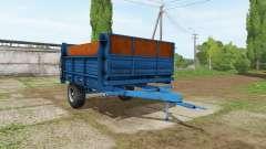 Manure spreader für Farming Simulator 2017