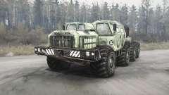 MAZ 7310 alligator pour MudRunner