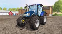 New Holland T6.160 blue power v1.1