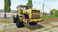 Kirovets K 700a variateur électronique v1.3.3 pour Farming Simulator 2017