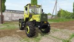 Mercedes-Benz Trac 900 Turbo Intercooler v2.2 pour Farming Simulator 2017