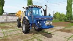 Ford 7810 sprayer