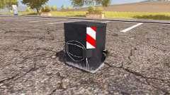 Front weight für Farming Simulator 2013