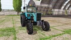 MTZ-82 Belarus v2.2 für Farming Simulator 2017