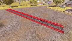 Agromet cultivator für Farming Simulator 2013