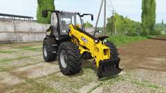 JCB TM320S beacons and toplights